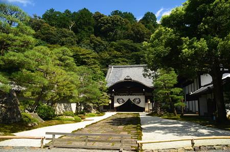 晩夏の南禅寺
