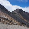 Photos: 乗鞍岳山頂部