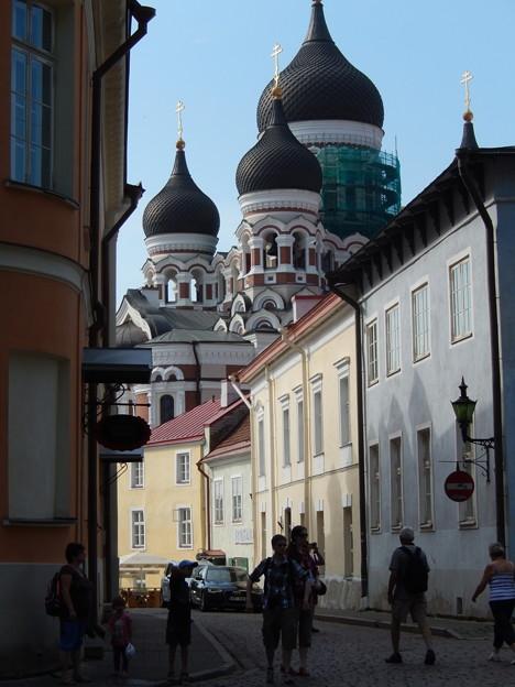 路地小路Tallinn02 Estonia