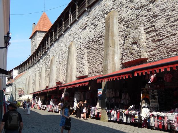 路地小路Tallinn06 Estonia