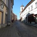 写真: 路地小路Vilnius Ghetto Lithuania