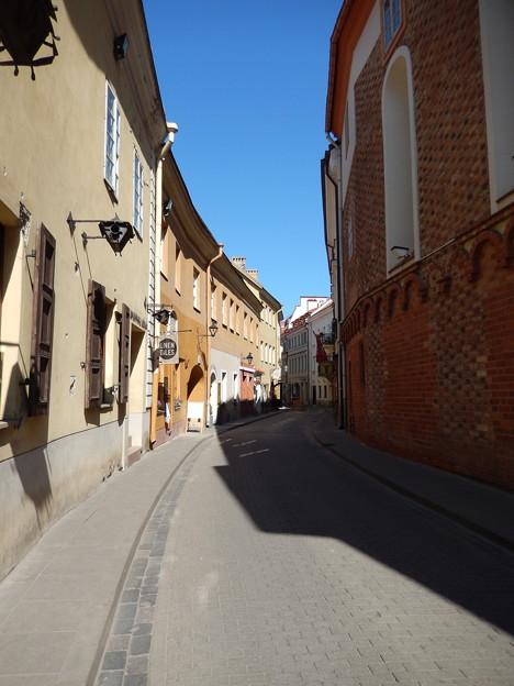路地小路Vilnius02 Lithuania