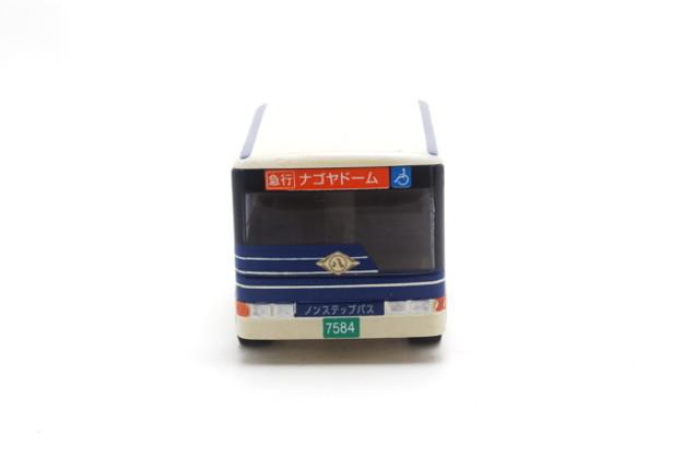 チョロQ_名古屋市営ノンステップバス_003
