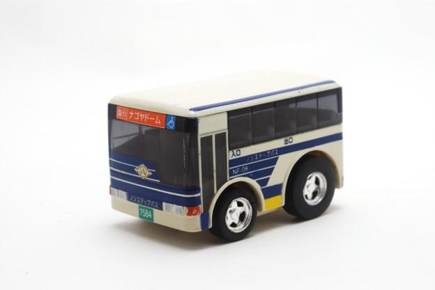 チョロQ_名古屋市営ノンステップバス_001