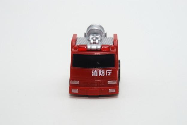 FIRE_FIRE ORIGINAL ミニミニチョロQコレクション 3.排煙電源車_004