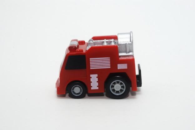 FIRE_FIRE ORIGINAL ミニミニチョロQコレクション 3.排煙電源車_003