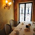 写真: ベネチアのレストラン(コンチネンタルホテル)