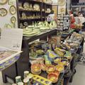 Photos: 土産屋の店先