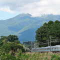 中央線211系普通電車が高尾を目指す