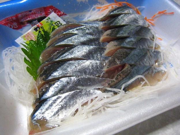 今夜の肴は魚(´ω`)♪…