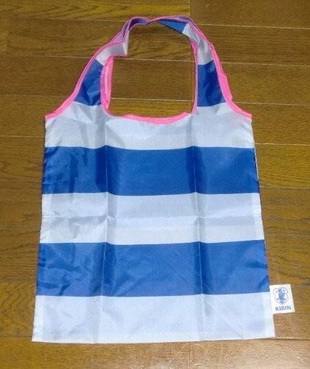 サッカー日本代表 キリンビバレッジオリジナル ショッピングバッグ