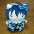 Photos: ラブライブ!×Hello Kitty ぬいぐるみ 園田海未