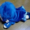 ラブライブ!  ハイパー ジャンボ 寝そベり ぬいぐるみ 園田海未