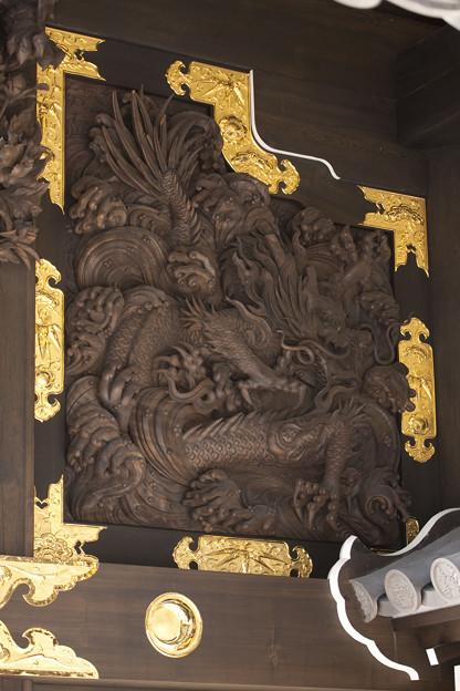 「寿帯に松~彫刻 Sculpture」 念佛宗(念仏宗)無量寿寺 佛教之王堂  社寺仏教美術 nenbutsushu002