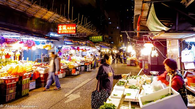 Photos: 夜の香港はこう歩く