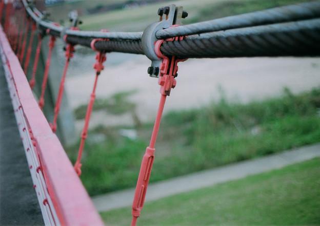 ?玉手橋の留め具(フィルムNewFm2 Pro400)