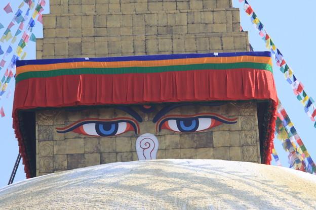 仏陀の知恵の目