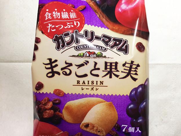 20150522-01『不二家』カントリーマアムまるごと果実レーズン01