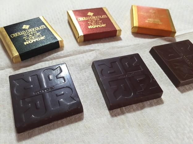Photos: 20150228-01【ロイズ】クリオロチョコレート04