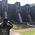 Photos: 日本唯一の5連式マルチプルアーチダム 豊稔池櫃堤