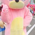 写真: 桃色ウサヒ