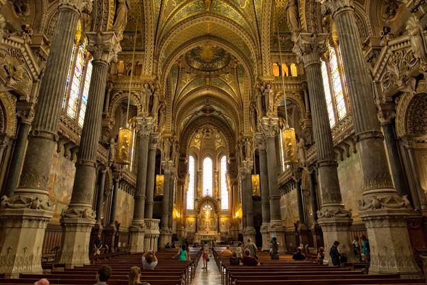 フルヴィエール大聖堂