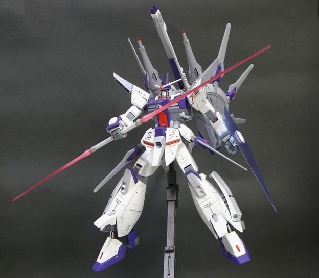 17 Legend Gundam 1;100