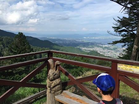 20150819比叡山頂(1)