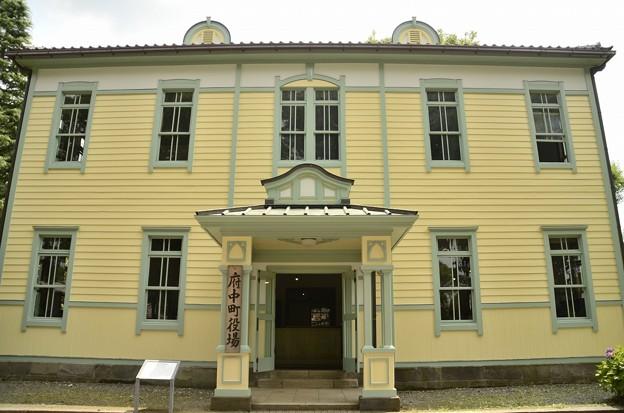 旧府中町役場(2)