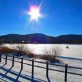 Photos: 氷の世界~~♪