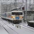 駒ヶ根トレイン117 入線!