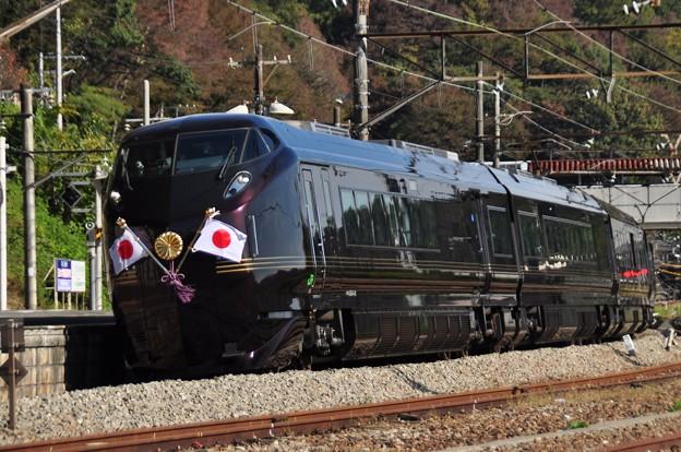 疾走!御乗用列車!