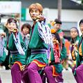 朝霞翔舞_01 - 原宿表参道元氣祭 スーパーよさこい 2011