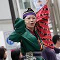 朝霞翔舞_01 - 第12回 東京よさこい 2011