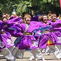 所沢風炎祇神伝〜雅〜 - 第5回よさこい祭りin光が丘公園 2011