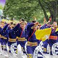 舞華 - 原宿表参道元氣祭 スーパーよさこい 2011