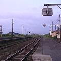Photos: 山崎駅ホーム1