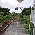 写真: 北星駅ホーム1