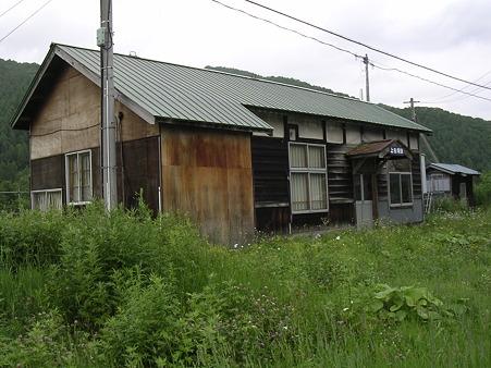 上白滝駅3