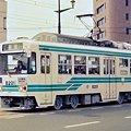 写真: 熊本市電 8201