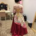 着物ウエディングドレス2