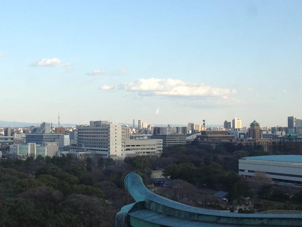 名古屋城:天守閣最上階からの景色_09