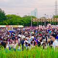 写真: 春日井市民納涼まつり 2015 No - 16:会場にいた沢山の人たち