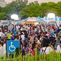 写真: 春日井市民納涼まつり 2015 No - 20:会場にいた沢山の人たち