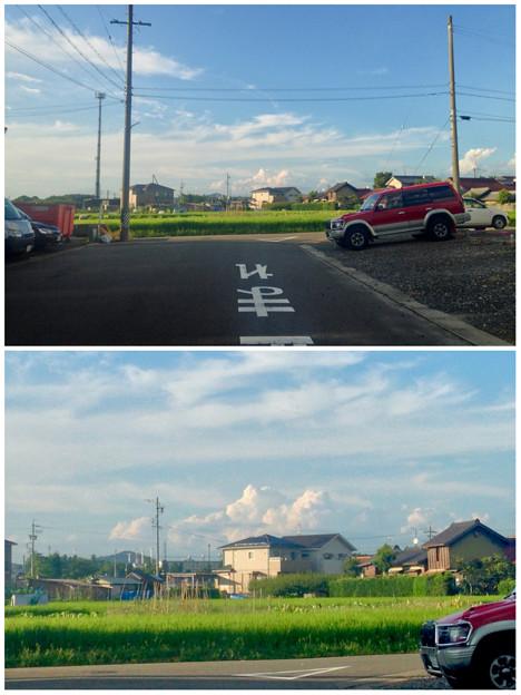 夏を感じる入道雲 - 8