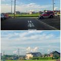 写真: 夏を感じる入道雲 - 8