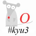 写真: 「ついっぷるナビ」のハッシュタグ「#kyu3」用アイコン案