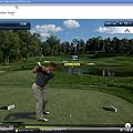 写真: Chromeアプリ:WGTゴルフチャレンジ(スイング)