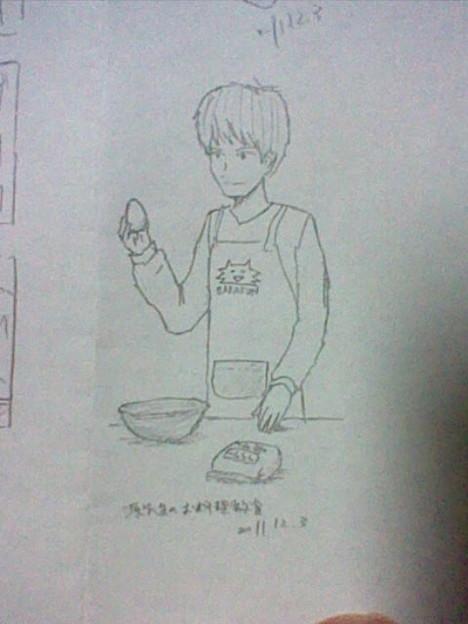星野源先生のお料理教室