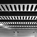 Photos: 吸い込まれそうな幾何学空間......